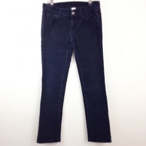 J. Crew corduroy pants City Fit size 26S